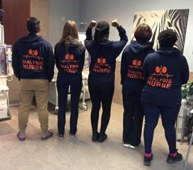 Special Team Dialysis Nurse Outfit!